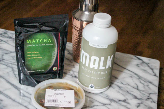 1matcha latte ingredients 2